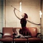 Hire Fire Eater Calgary - Photography by JT Young