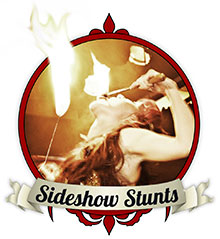 Sideshow Stunt Girl