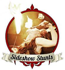 Sideshow Stunt Girl