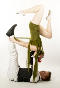 Partner Acrobatics in Calgary