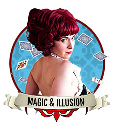 Female Magician