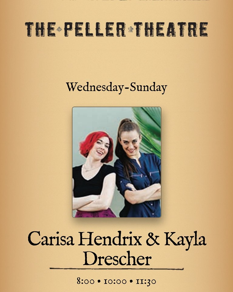 A first time for the Peller Theater at the Magic Castle