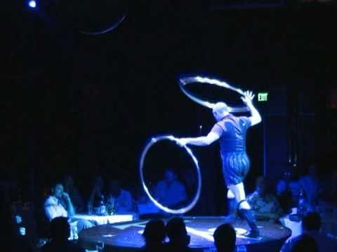 Inspiring Hoop Dance Video by Mat Plendl