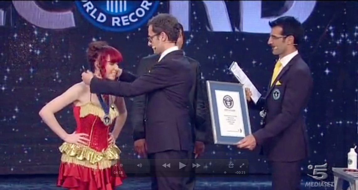 New Guinness World Record!! It's Official!
