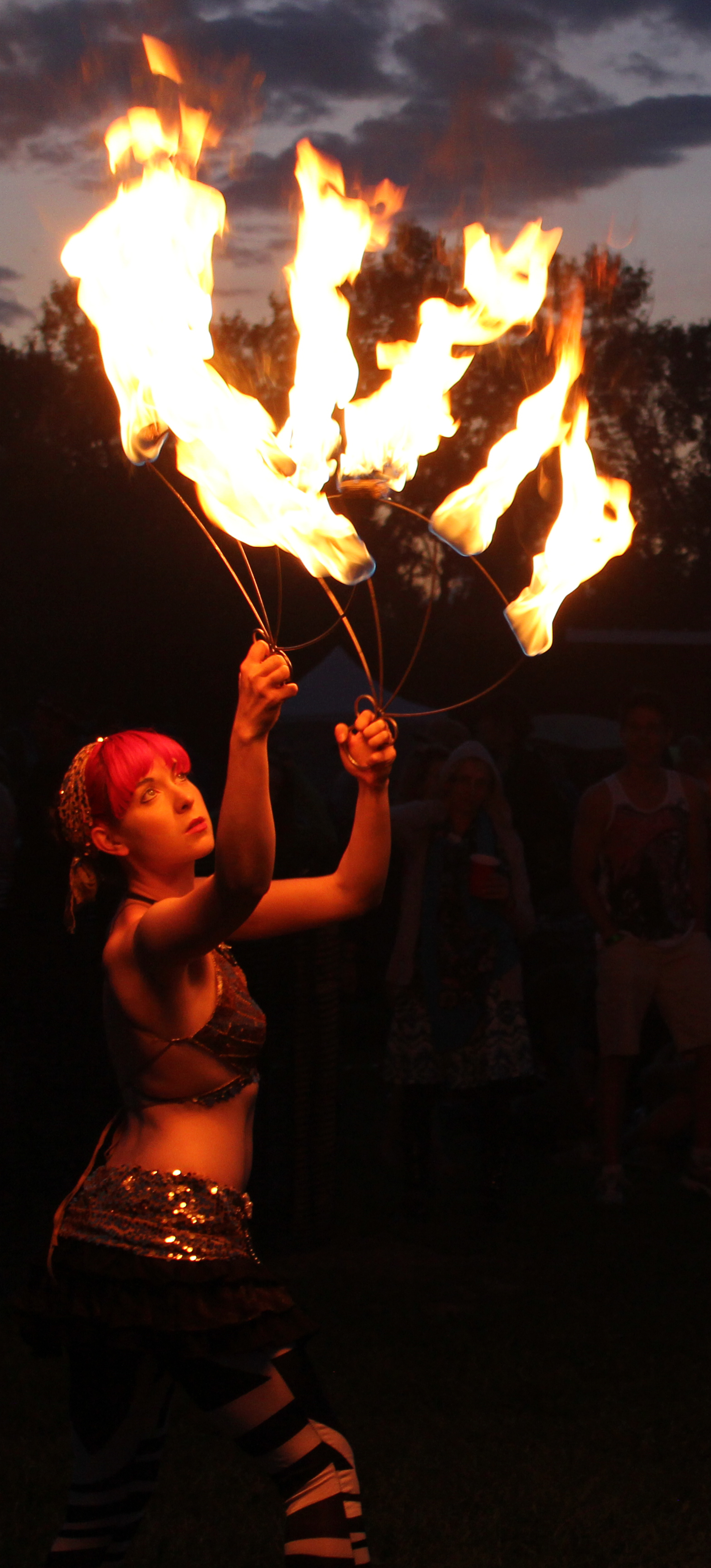 Wow Factor Entertainment: Calgary Fire Dancers