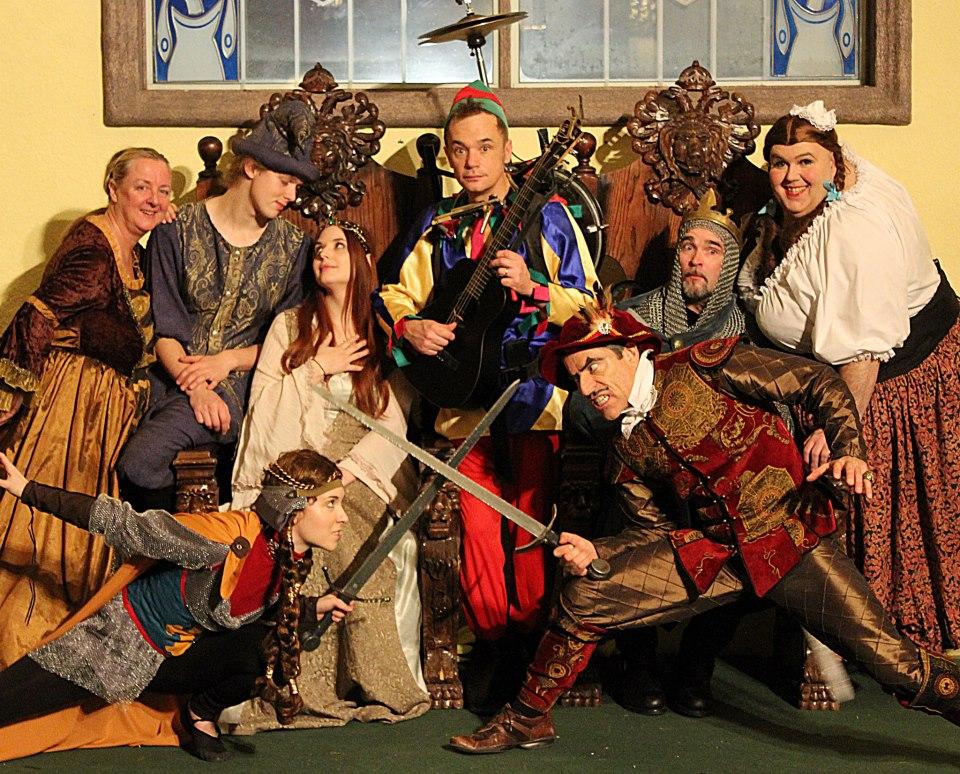 Update: 2013 Edmonton Medieval Dinner Theatre Show